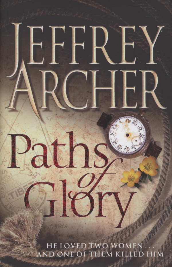 paths of glory jeffrey arche
