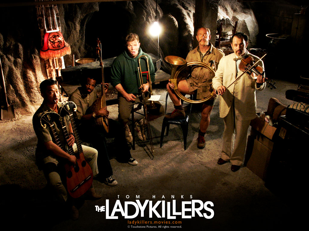 the_ladykillers coen brothers