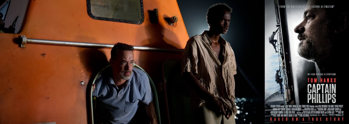 Captain Phillips - Subtle, gripping and surprisingly poignant
